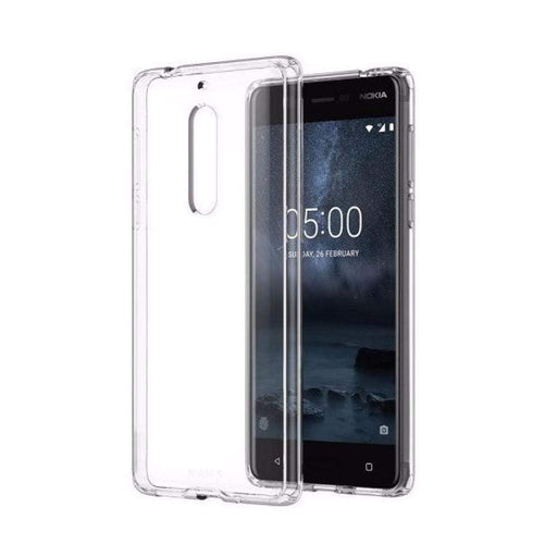 Nokia Cases Nokia CC-102 Slim Crystal Case for Nokia 5 in Clear