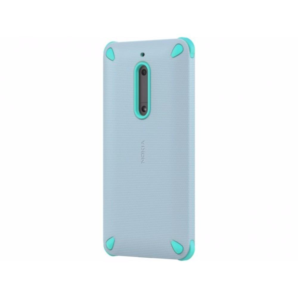 Nokia Cases Nokia CC-502 Rugged Impact Case for Nokia 5 in Mint