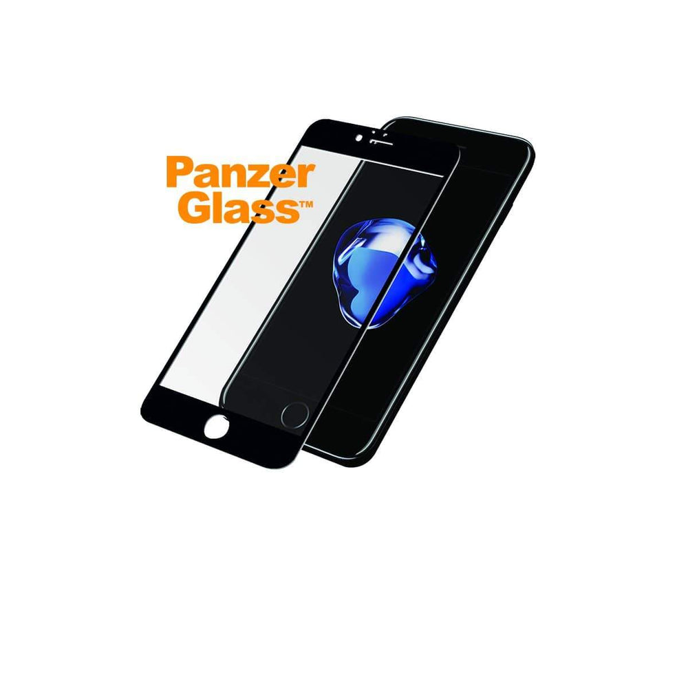 PanzerGlass Screen Protection PanzerGlass Premium Screen Protector for Apple iPhone 7 Plus
