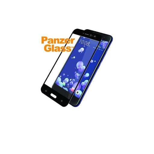 PanzerGlass Screen Protection PanzerGlass Screen Protector For HTC U11 In Black