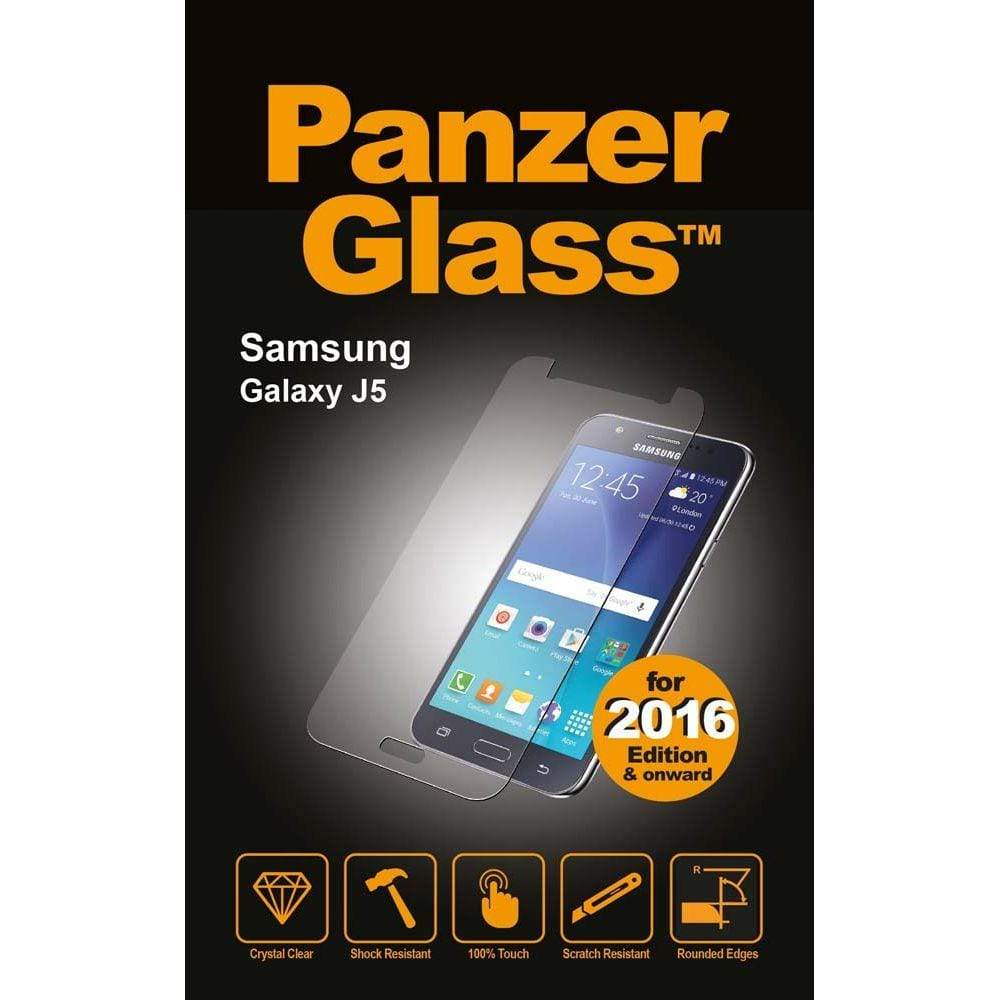 PanzerGlass Screen Protection PanzerGlass Screen Protector for Samsung Galaxy J5 (2016) in Clear