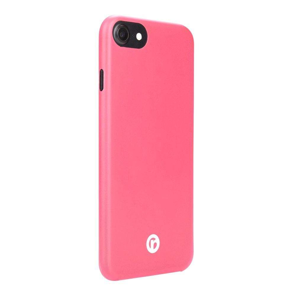 Redneck Cases Redneck Svelto 0.35mm Ultra Thin Case for Apple iPhone 8/7/6s/6 in Pink