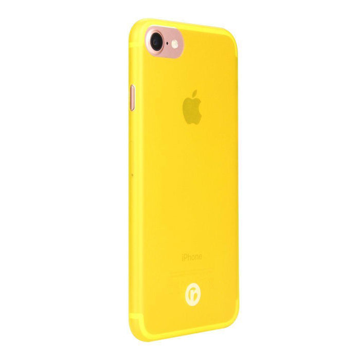 Redneck Cases Redneck Svelto 0.35mm Ultra Thin Case for Apple iPhone 8/7/6s/6 in Yellow