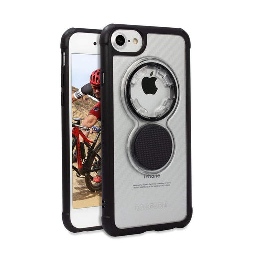 Rokform Cases Rokform Apple iPhone 6/7/8 Crystal Case - Carbon Clear (2018 Model)