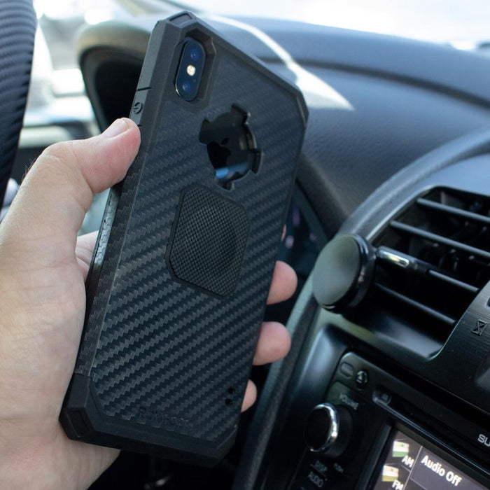 Rokform Cases Rokform Apple iPhone XS Max Rugged Case - Gun Metal