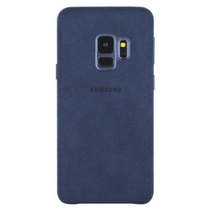 Samsung Cases Samsung Alcantara Case for Samsung Galaxy S9 in Blue