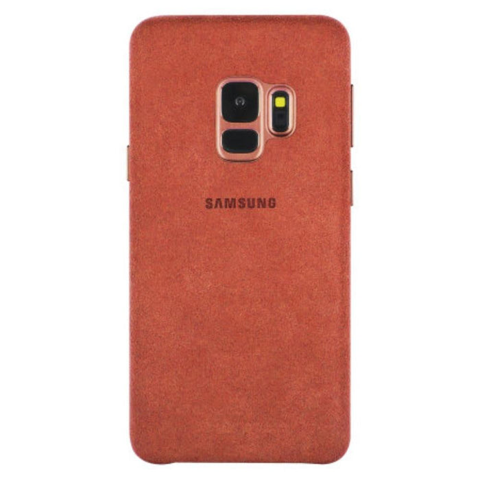 Samsung Cases Samsung Alcantara Case for Samsung Galaxy S9 in Red