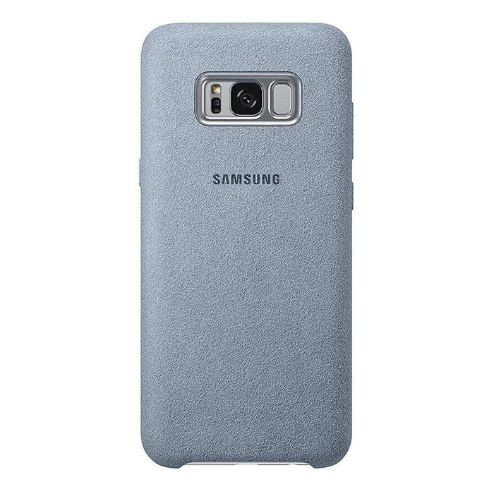Samsung Cases Samsung Alcantara Cover Case for Samsung Galaxy S8+ in Mint