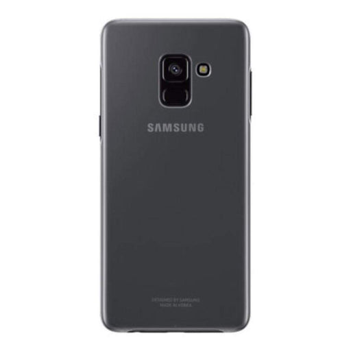 Samsung Cases Samsung Clear Back Cover Case for Samsung Galaxy A8 (2018) in Clear