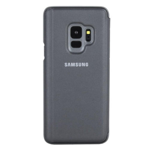 Samsung Cases Samsung Clear View Case for Samsung Galaxy S9 in Black
