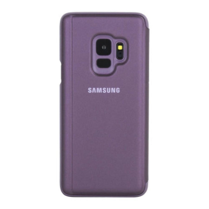 Samsung Cases Samsung Clear View Case for Samsung Galaxy S9 in Purple