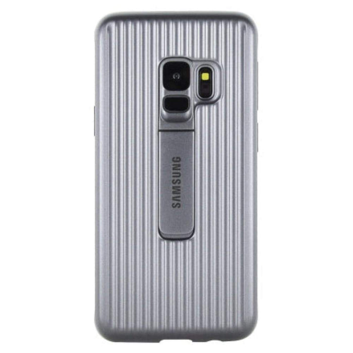 Samsung Cases Samsung Protective Cover Case for Samsung Galaxy S9 in Silver