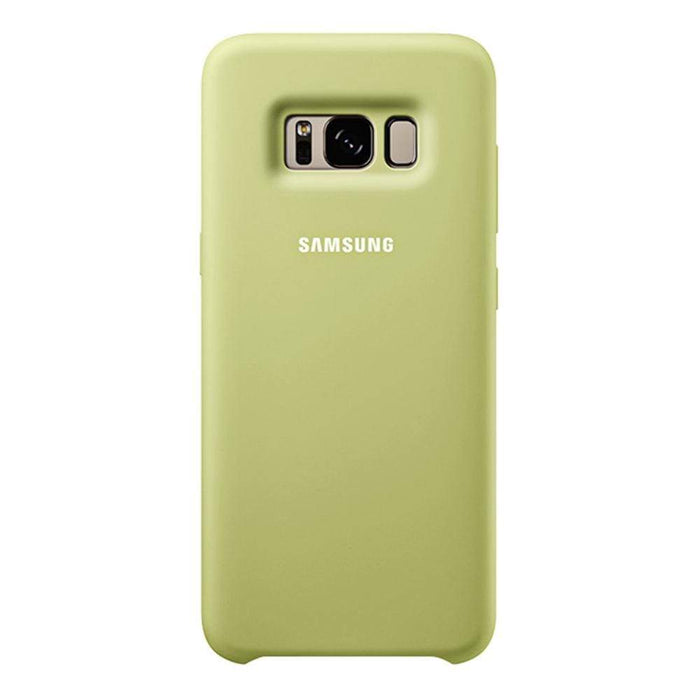 Samsung Cases Samsung Silicone Cover Case for Samsung Galaxy S8 in Green