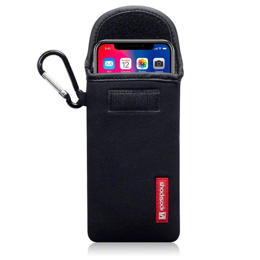 Shocksock Cases Shocksock Apple iPhone X/XS Neoprene Case - Black