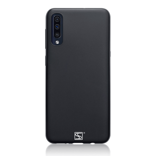 Shocksock Cases Shocksock Black Gel Case for Samsung Galaxy A50