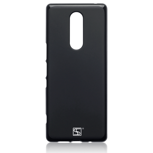 Shocksock Cases Shocksock Black Gel Case for Sony Xperia 1
