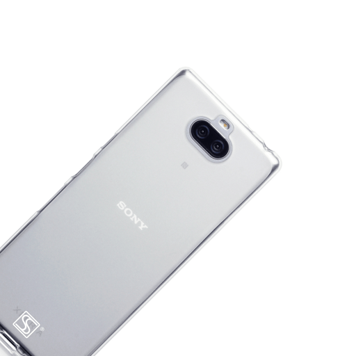 Shocksock Cases Shocksock Clear Case Gel for Sony Xperia 10 Plus