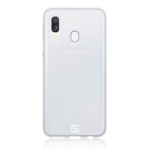 Shocksock Cases Shocksock Clear Ultra Slim Gel Case for Samsung Galaxy A30