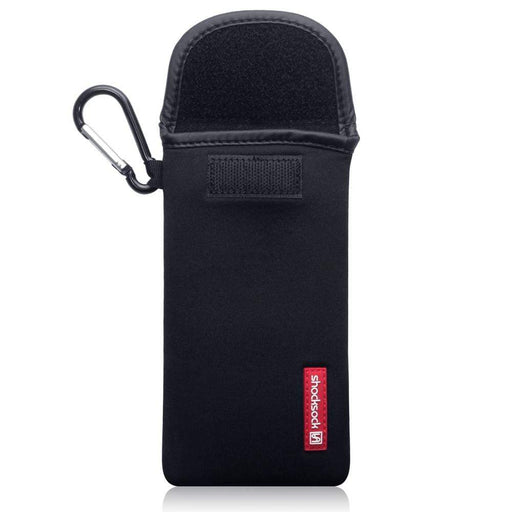 Shocksock Cases Shocksock Huawei P30 Pro Neoprene Pouch Case with Carabiner - Black