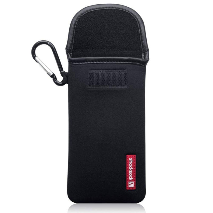 Shocksock Cases Shocksock Nokia 9 PureView Neoprene Pouch Case - Black