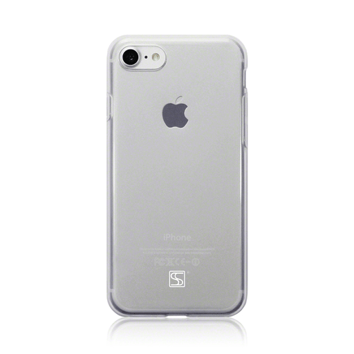 Shocksock Cases Shocksock TPU Gel Case for Apple iPhone 8/7 - Clear