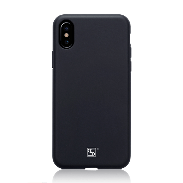 Shocksock Cases Shocksock TPU Gel Case for Apple iPhone X/XS - Black