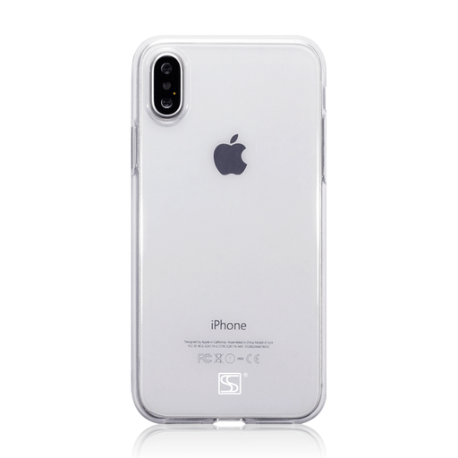 Shocksock Cases Shocksock TPU Gel Case for Apple iPhone X/XS - Clear