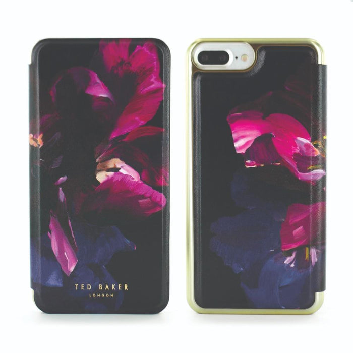 a78a1c08e Ted Baker Cases Ted Baker HELEENA Mirror Folio Case for Apple iPhone 8 Plus    7