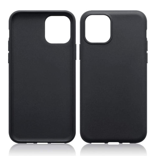 Terrapin Cases Terrapin Apple iPhone 2019 5.8 Inch Ultra Slim Gel Case - Black Matte