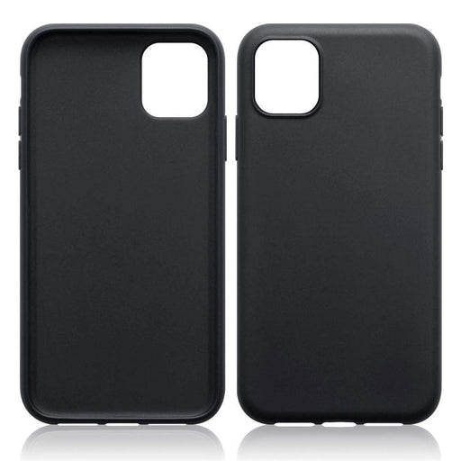 Terrapin Cases Terrapin Apple iPhone 2019 6.1 Inch Ultra Slim Gel Case - Black Matte