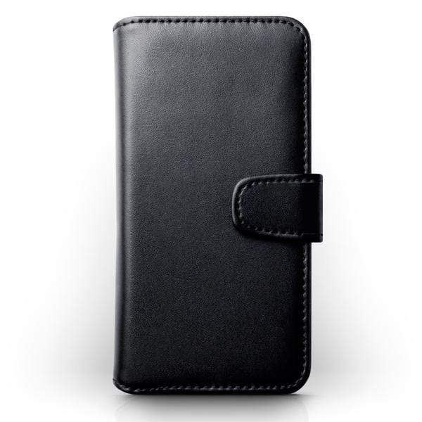 sports shoes 34474 752b4 Terrapin Apple iPhone 8/7 Genuine Leather Business Wallet Case - Black