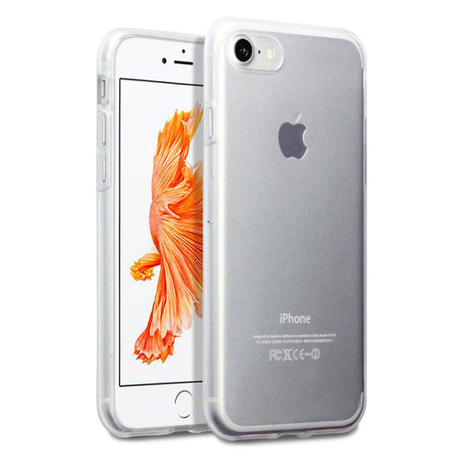 Terrapin Cases Terrapin Apple iPhone 8/7 TPU Gel Case - Clear