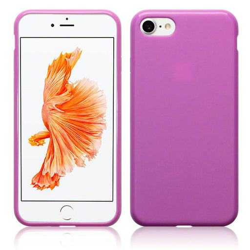 Terrapin Cases Terrapin Apple iPhone 8/7 TPU Gel Case - Pink Matte