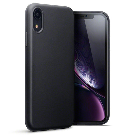 Terrapin Cases Terrapin Apple iPhone XR TPU Gel Case - Black Matte