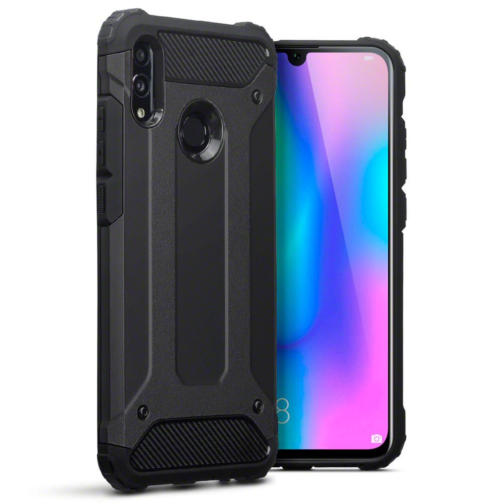Terrapin Cases Terrapin Huawei Honor 10 Lite Double Layer Impact Case - Black