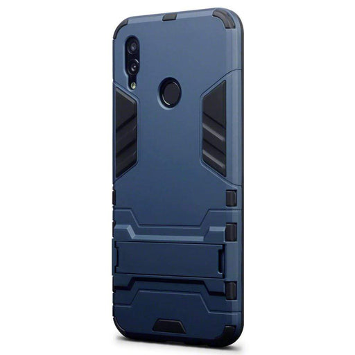 Terrapin Cases Terrapin Huawei Honor 10 Lite Dual Layer Armour Case with Stand - Blue