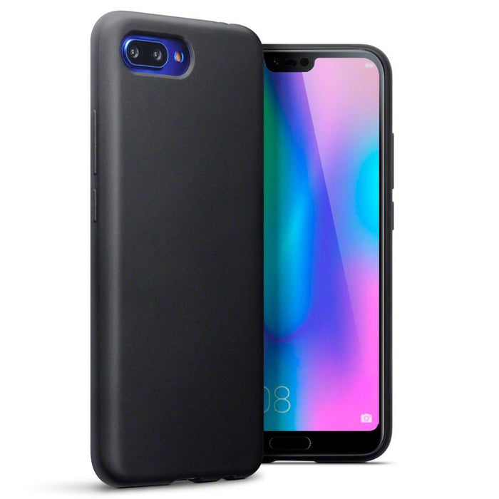 Terrapin Cases Terrapin Huawei Honor 10 TPU Gel Skin Case - Black Matte