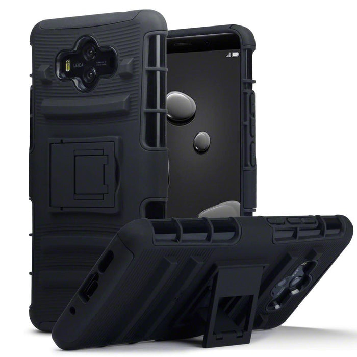Terrapin Cases Terrapin Huawei Mate 10 Rugged Case - Full Black