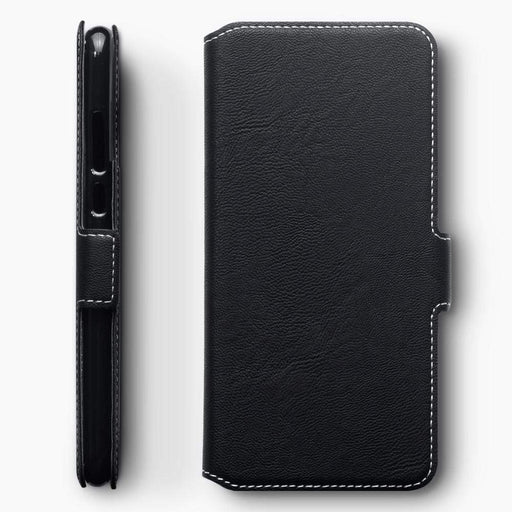 Terrapin Cases Terrapin Huawei P30 Lite Low Profile PU Leather Wallet Case - Black