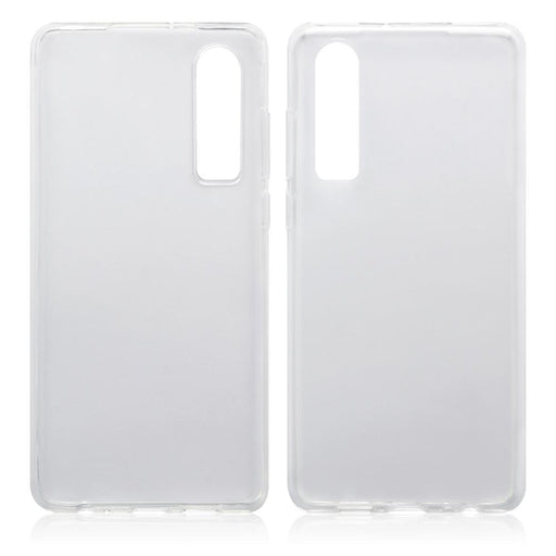 Terrapin Cases Terrapin Huawei P30 TPU Gel Case - Clear