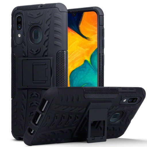 Terrapin Cases Terrapin Samsung Galaxy A30 Rugged Case - Black