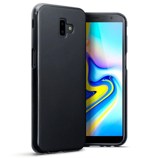Terrapin Cases Terrapin Samsung Galaxy J6 Plus 2018 TPU Gel Case - Black Matte