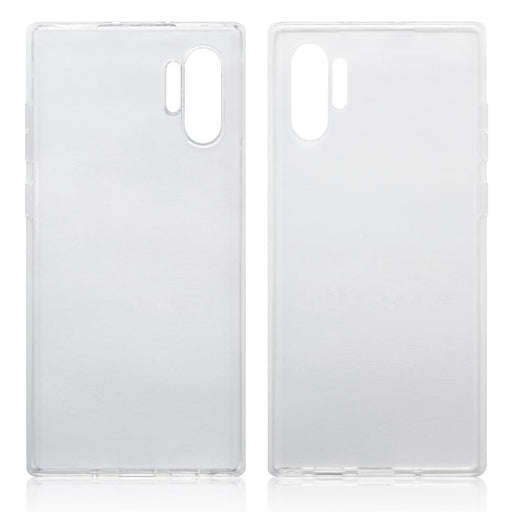 Terrapin Cases Terrapin Samsung Galaxy Note 10 Pro Ultra Slim Gel Case - Clear