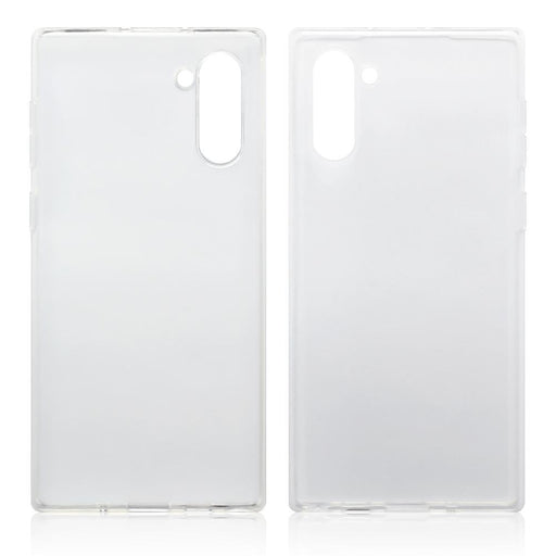 Terrapin Cases Terrapin Samsung Galaxy Note 10 TPU Gel Case - Clear