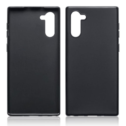 Terrapin Cases Terrapin Samsung Galaxy Note 10 Ultra Slim Gel Case - Black Matte