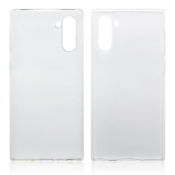 Terrapin Cases Terrapin Samsung Galaxy Note 10 Ultra Slim Gel Case - Clear