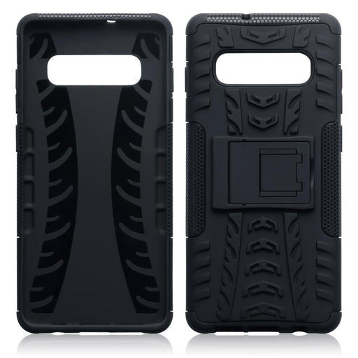 Terrapin Cases Terrapin Samsung Galaxy S10 Plus Rugged Case - Black