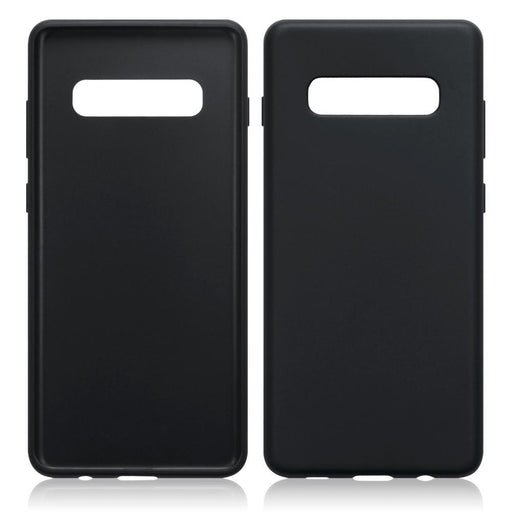 Terrapin Cases Terrapin Samsung Galaxy S10 Plus TPU Gel Case - Black Matte