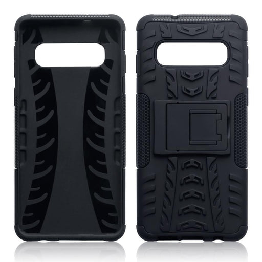Terrapin Cases Terrapin Samsung Galaxy S10 Rugged Case - Black