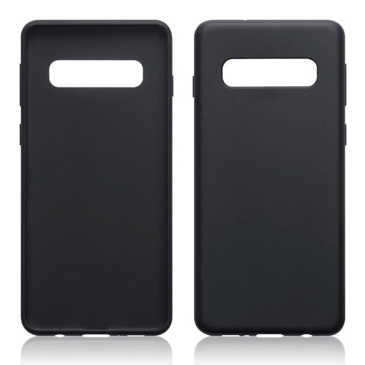 Terrapin Cases Terrapin Samsung Galaxy S10 TPU Gel Case - Black Matte